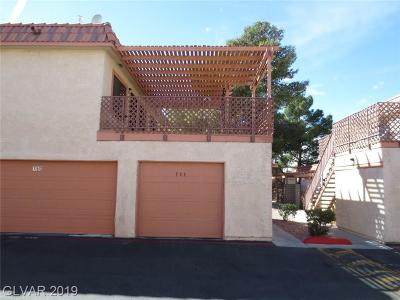 Henderson Condo/Townhouse Under Contract - No Show: 755 Apple Tree Court