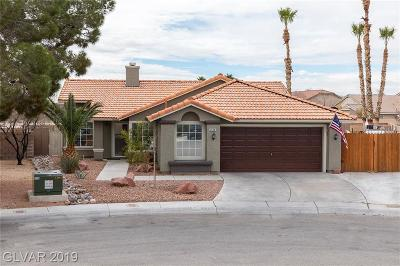 Single Family Home For Sale: 3909 Fortress Drive