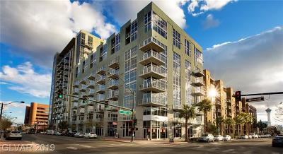 Newport Lofts, Soho Lofts, Juhl, The Ogden High Rise For Sale: 353 East Bonneville Avenue #565