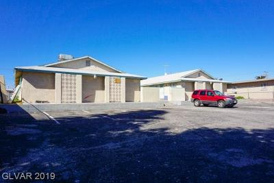 Henderson, Las Vegas Multi Family Home Under Contract - Show: 87 21st Street