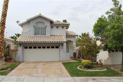 Las Vegas  Single Family Home For Sale: 10508 Prime View Court