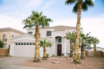 Henderson Single Family Home For Sale: 630 Tyler Ridge Avenue
