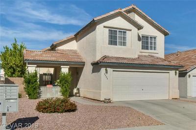 Las Vegas Single Family Home For Sale: 8408 Orchard Ridge Avenue