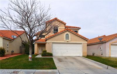Single Family Home For Sale: 1924 Badger Canyon Avenue