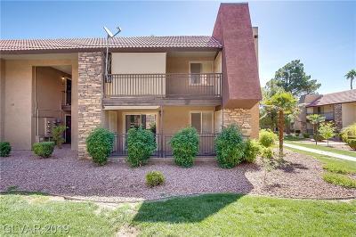 Condo/Townhouse For Sale: 5026 River Glen Drive #157