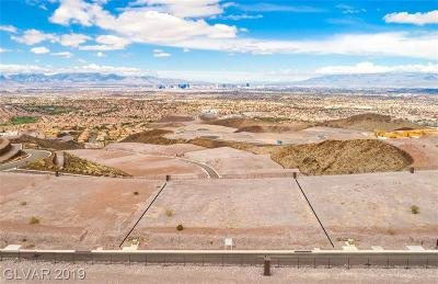 Henderson Residential Lots & Land For Sale: 6 Spellbound Court