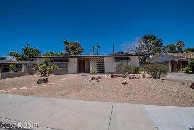 Boulder City Single Family Home For Sale: 306 Yuma Court