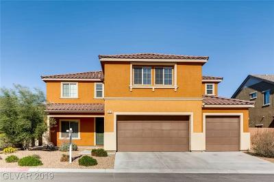 North Las Vegas Single Family Home For Sale: 6616 Fort William Street