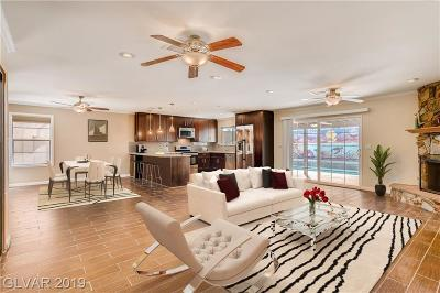 Las Vegas Condo/Townhouse For Sale: 2581 Swan Lane