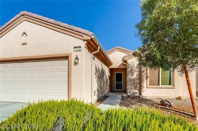 North Las Vegas Single Family Home For Sale: 3532 Flinthead Drive