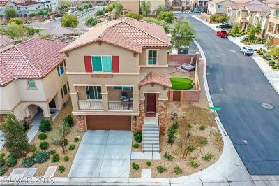 Las Vegas NV Single Family Home Under Contract - No Show: $465,000