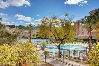Viera Condo Amd, V At Lake Las Vegas, Mantova-Phase 1, Mantova-Phase 2, South Shore Villas Amd, Luna Di Lusso Condo 2nd Amd, Luna Di Lusso Condo 3rd Amd, Parcel 6n-4-A Vita Bella High Rise For Sale: 29 Montelago Boulevard #135