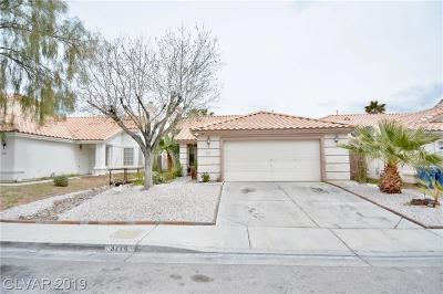 Single Family Home For Sale: 3774 Tranquil Canyon Court