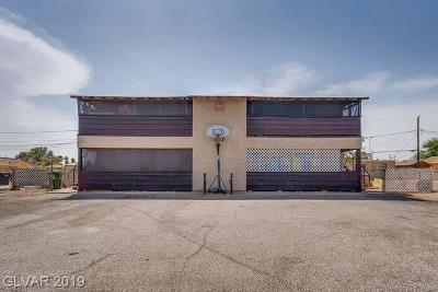 North Las Vegas Multi Family Home For Sale: 1917 Yale Street