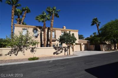 Las Vegas Single Family Home For Sale: 8021 Ryans Reef Lane