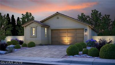 North Las Vegas NV Single Family Home Under Contract - No Show: $333,087