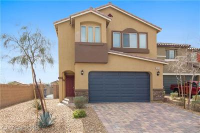 Las Vegas Single Family Home For Sale: 9023 Sea Grass Bay Court
