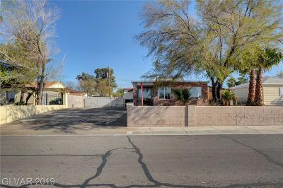 Henderson Single Family Home For Sale: 25 Laswell Street
