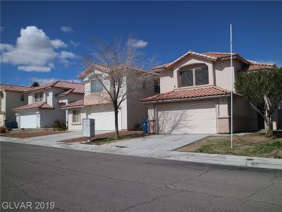 Single Family Home Under Contract - No Show: 8442 Green Mesa Court