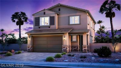 North Las Vegas NV Single Family Home For Sale: $329,275