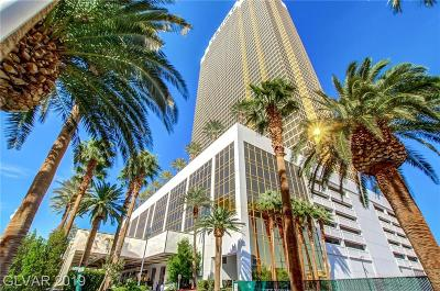 Trump Intl Hotel & Tower-, Trump Intl Hotel & Tower- Las, Signature At Mgm, Palms Place A Resort Condo & S, Vdara Condo Hotel, Platinum Resort Condo High Rise For Sale: 2000 Fashion Show Drive #2227