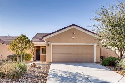 North Las Vegas Single Family Home For Sale: 7916 Broadwing Drive