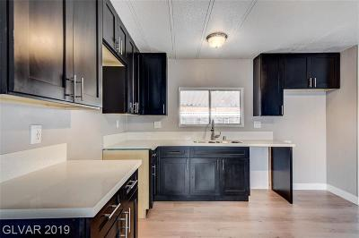 North Las Vegas Manufactured Home For Sale: 3426 Allegheny Drive