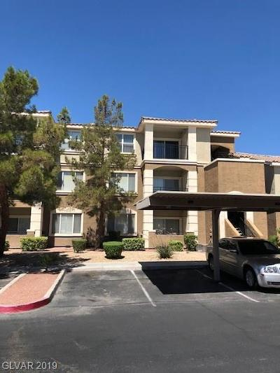 Henderson NV Condo/Townhouse For Sale: $199,000