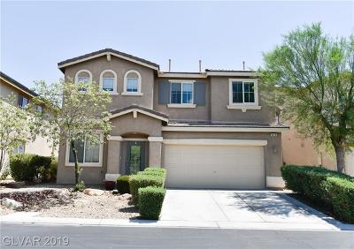 North Las Vegas Single Family Home For Sale: 6420 Setting Moon Street