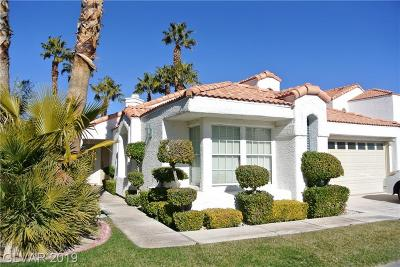 Las Vegas Single Family Home For Sale: 2632 Port Of Call Drive