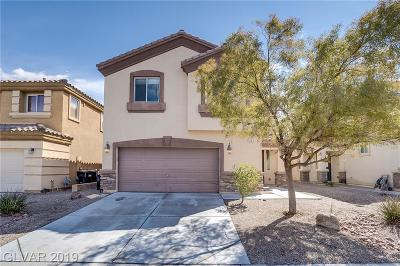 Las Vegas  Single Family Home For Sale: 632 Newberry Springs Drive