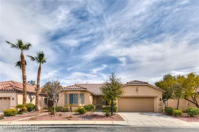 Las Vegas Single Family Home For Sale: 2826 Grande Valley Drive