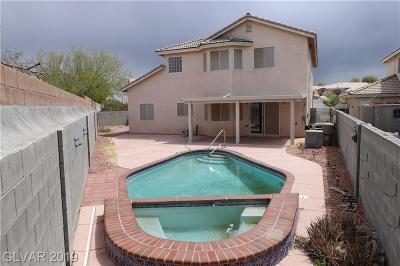 North Las Vegas Single Family Home For Sale: 3840 Alder Creek Court