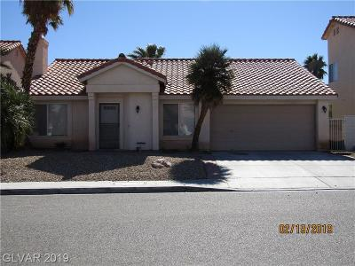Single Family Home Under Contract - No Show: 1409 Bent Arrow Drive