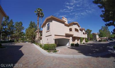 Las Vegas, Henderson Condo/Townhouse Under Contract - Show: 2050 Warm Springs Road #4023