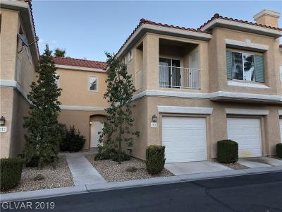 Henderson NV Condo/Townhouse For Sale: $219,999