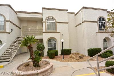 Las Vegas Condo/Townhouse For Sale: 3150 Soft Breezes Drive #1009