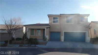 Las Vegas Single Family Home Under Contract - No Show: 9409 Willowridge Court