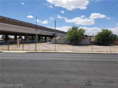 Las Vegas Residential Lots & Land For Sale: 353 Bruce Street
