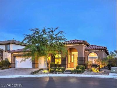 Las Vegas NV Single Family Home For Sale: $469,999