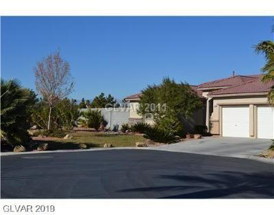 Silverado Ranch Single Family Home For Sale: 744 Garnet Point Court