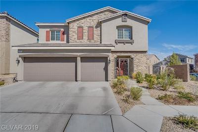 Las Vegas Single Family Home For Sale: 9060 Irish Elk Avenue