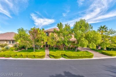 Las Vegas Single Family Home For Sale: 616 Edgebrook Drive