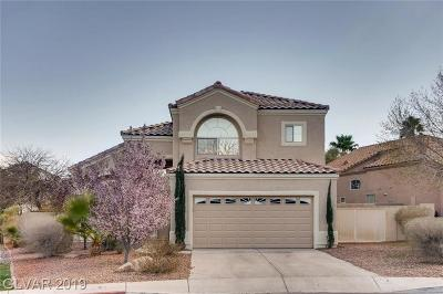 Henderson Single Family Home For Sale: 1686 Mountain Song Court