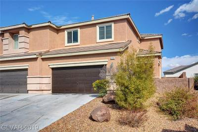 North Las Vegas Condo/Townhouse Under Contract - Show: 3328 Morning Amber Street