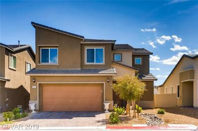 North Las Vegas Single Family Home For Sale: 329 San Antonio River Street