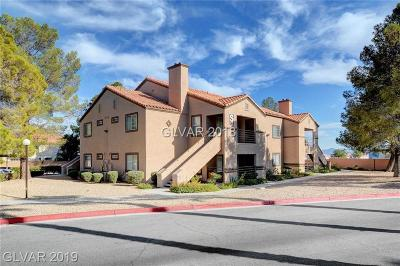 Las Vegas Condo/Townhouse For Sale: 9070 Spring Mountain Road #104
