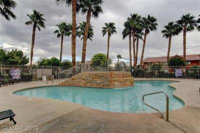 North Las Vegas Condo/Townhouse For Sale: 4730 East Craig Road #2102