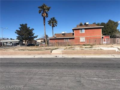 North Las Vegas Residential Lots & Land For Sale: 102 Oxford Avenue