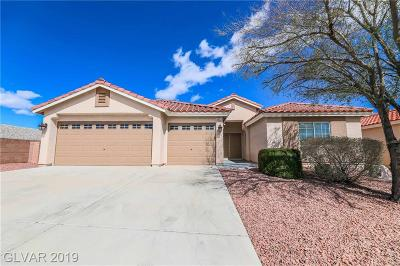North Las Vegas Single Family Home For Sale: 6620 Ringbill Court